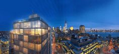 renzo piano's residential towers to rise over soho in new york