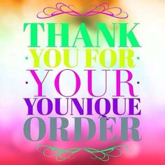 thank you for your business- younique - Google Search https://www.BeautifulLifeStylesbyKimmie.com