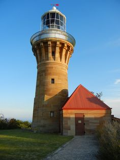 Barranjoey Lighthouse, Palm Beach, Sydney Palm Beach Sydney, Sydney Beaches, Avalon Beach, Beacon Of Light, Rock Pools, Historic Homes, Windmill, Continents, Around The Worlds