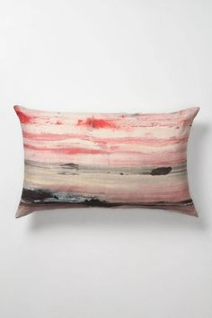 Fusion Pillow - Anthropologie.com $288. seriously? i have to make one now.