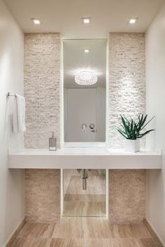 Modern Bathroom photo by 2id Interiors