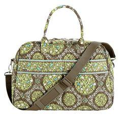 Vera Bradly travel bag
