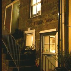 Fisherman Cottage by night @ St Ives, Cornwall