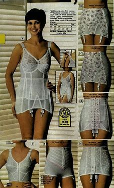 9e933c9437 Image result for Girdle Vintage Lingerie Catalog