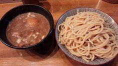 馳走麺 狸穴(まみあな)@池袋 濃厚つけ麺780円