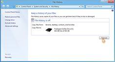 Microsoft divulga recurso do Windows 8 que faz backup automático de arquivos