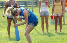 Tailgating Drinking Games for a Crowd! #party #games #drinking