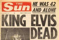 Se împlinesc 38 de ani de la moartea lui Elvis Presley. Şi totuşi, mulţi sunt convinşi că este în viaţă şi trăieşte sub altă identitate