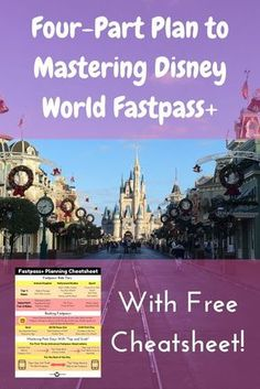 Disney World FastPass+ Tiers & Strategy 2020 – Mouse Hacking Disney World FastPass+ Tiers & Strategy 2020 – Mouse Hacking,Walt Disney World Master Disney World Fastpass+ with our four-part strategy, including a free cheatsheet! Disney World Vacation Planning, Disney World Florida, Walt Disney World Vacations, Disney Planning, Vacation Ideas, Disney Travel, Family Vacations, Disney Parks, Disney Destinations
