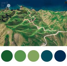 #blue #navy #mountain #sea #beautiful #hexcolor #color #search #the #searchthecolor #inspiration #design #photography #landscape #palette #shades #paint #green #view https://www.facebook.com/searchthecolor/