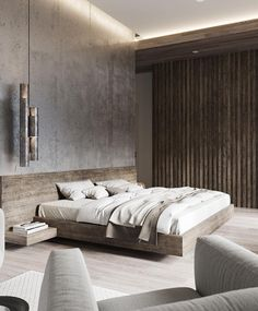 The most ideal approach to begin modernizing in your life is to have a modern bedroom. Modern bedroom decor can be generally easy to do. A couple of new modern frill… Continue Reading → Modern Master Bedroom, Modern Bedroom Decor, Master Bedroom Design, Contemporary Bedroom, Home Bedroom, Stylish Bedroom, Beds Master Bedroom, Industrial Style Bedroom, Modern Bedrooms