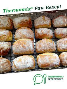 Baguette magique von Kukae. Ein Thermomix ® Rezept aus der Kategorie Brot & Brötchen auf www.rezeptwelt.de, der Thermomix ® Community.