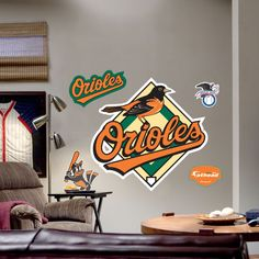 Fathead Cleveland Indians Logo Wall Graphic - 63-63214