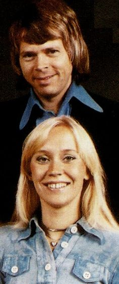 'Agnetha's most dazzling smile' thread..and about time, too!