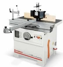 Buy Minimax C Spindle Moulder for sale at Scott+Sargeant Woodworking Machinery: Showroom warehouse near London
