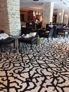 Interface Hospitality carpets