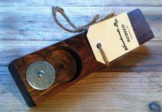 Abrelatas de botella de madera Kona mancha por RobeedsWoodshop