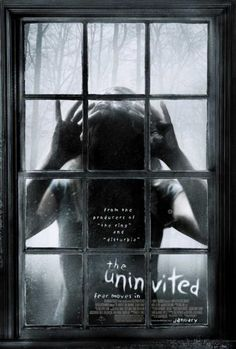 The Uninvited (2008) USA DreamWorks Horror Emily Browning, David Strathairn, Elizabeth Banks. (4/10) 01/06/14