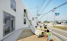 Arquitetura ao serviço das crianças: As creches mais inovadoras do mundo