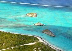 Three Mary Cays - North Caicos