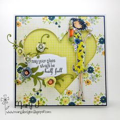 <3 New release at Stamping Bella - Uptown Girl - Opal the Optimist.  Card by @Mary Johnson aka Marybella