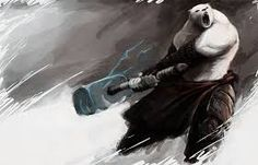 bear warrior - Google Search Dnd Characters, Fantasy Characters, Different Races, Bear Costume, Paladin, Werewolf, Dungeons And Dragons, Polar Bear, Fantasy Art