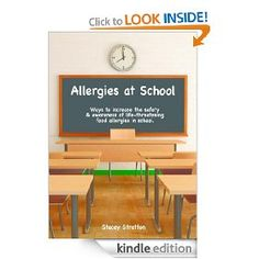 If you're looking for tips to help keep your child safe at school, checklists to quickly and easily reference, stories to share about children who had reactions at school, or tons of references to help guide you and the school staff...then Allergies at School is the book for you!