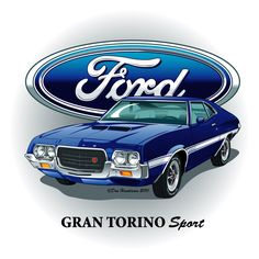 One of my favorite cars that my folks had when I was a kid was 1972 Ford Torino with a 302 V8, this was the family car, a 4 door, but it had the same basic styling of the hot Gran Torino Sport that...
