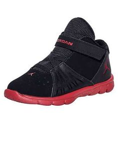#FashionVault #jordan #Boys #Footwear - Check this : JORDAN BOYS Black Footwear / Sneakers for $24.99 USD