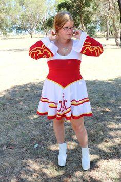 Ahri Skater Dress by akuma2636 on Etsy