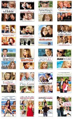 Top 10 Best Romantic Comedies (I don& necessarily agree, but it& still.- Top 10 Best Romantic Comedies (I don& necessarily agree, but it& still a good list)- Top Romantic Comedies, Romantic Comedy Movies, Romance Movies, Comedy Movies List, Netflix Movies, Movie List, Funny Movies, Girly Movies, Teen Movies