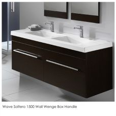 Athena / Wave Acrylic Top with Soltero Vanities. 1500 double from $2359.
