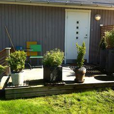 My garden Patio, Places, Garden, Outdoor Decor, Home Decor, Garten, Decoration Home, Room Decor, Lawn And Garden