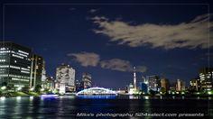 隅田川-水辺の景色