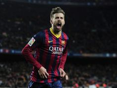33. Gerard Pique One of the world's best centre backs, calm and collected, Pique has been a rock at the heart of the Barcelona defence yet again this season. Will miss his companion Carlos Puyol next season, but will want to see him off with a La Liga victory.