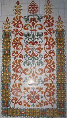 Nadide Umut ozkan Big Rugs, Bohemian Rug, Cross Stitch, Patterns, Home Decor, Dots, Drawings, Crossstitch, Homemade Home Decor