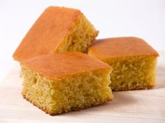 Thrive cornbread recipe - all made with food storage PREMIUM ingredients (including the butter).