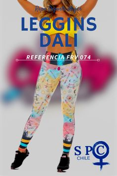 PRETINA BAJA, CALCE PERFECTO, COLORES FUERTES, 100%COLOMBIANO #legginscolombianos #spcleggins Chile, Forts, Over Knee Socks, Sports, Colors, Chilis, Chili