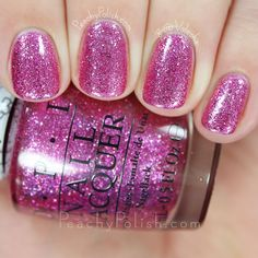 OPI Starry Eyed For Dear Daniel | Hello Kitty Collection | Peachy Polish