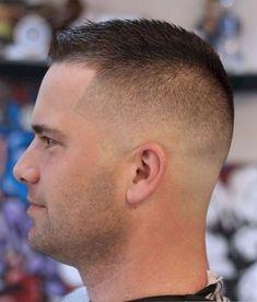 deckhaar länger nacken seiten raspelkurz buzz cut selber schneiden #hairstyles