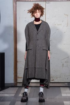 Junya Watanabe | Ready-to-Wear - Autumn 2018 | Look 7