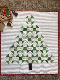 O Christmas Tree Wall Quilt Kit