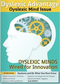 Critical Review of the Use of Strattera on Healthy Children with Dyslexia | Dyslexia | Dyslexic Advantage