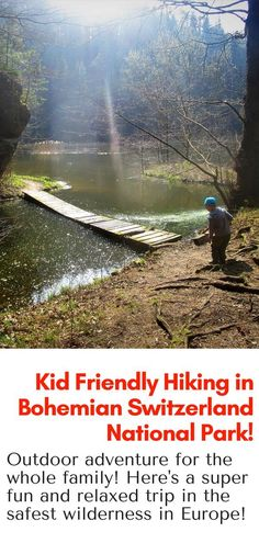 Kid Friendly Hiking in Bohemian Switzerland National Park in the Czech Republic - Explore the safest wilderness in Europe with the whole family! Just a few hours from Prague. #hiking #czechrepublic #prague #travel #europe #bohemianswitzerland