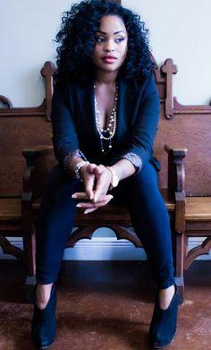 Treasure ~ r & b singer