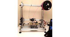 Vellemann K8200 3D Drucker Bausatz - Vellemann K8200 ›  3D Drucker selber bauen - http://www.bester-3d-drucker.com/3d-drucker-bausatz-3d-printer-bausatz-vellemann-k8200/