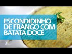 Escondidinho de Frango com Batata Doce - Comer, Treinar e Amar | DUCOCO