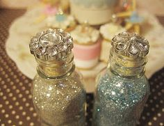 Fairy dust, or glitter bomb?