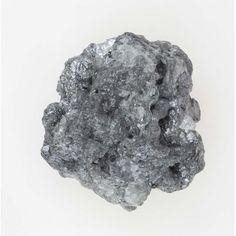 African 8.21 TCW Grayish Color Raw Natural Rough Diamond