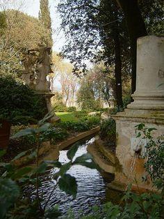 Firenze. Giardino Bardini,  Florence, province of Florence , Tuscany